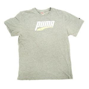 Puma Shirt Graphic Tee Crew Neck Short Sleeve XL